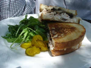 SmokeHouse Chicken Panini